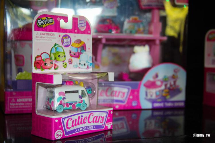 ¡Cutie Cars - Shopkins!
