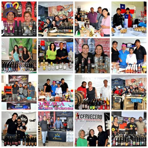 CERVEZA MX- EXPOSITORES- COLLAGE-