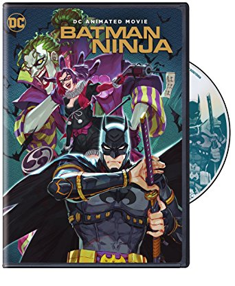 BATMAN NINJA:  ¡SANTOS ANIMES BATMAN!