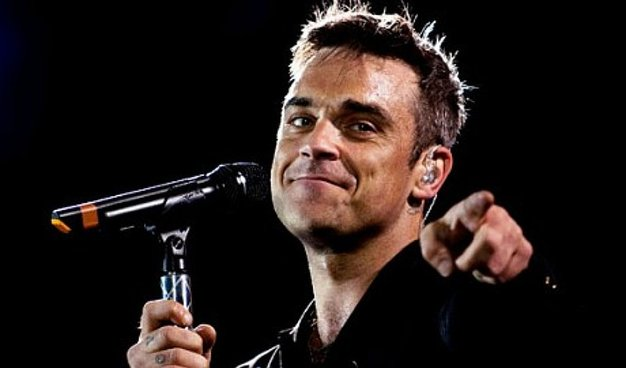 Robbie Williams... 12 largos años.