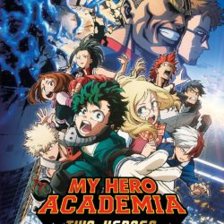 Regresa My Hero Academia Two Heroes