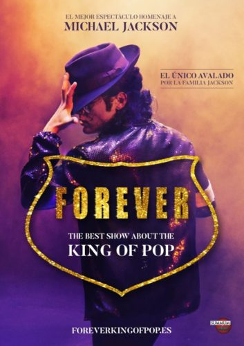 Forever - Tributo a Michael Jackson