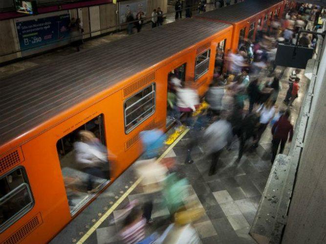 Para viajar en el Metro CDMX...