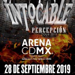 INTOCABLE regresa a México - 28 de Septiembre a la Arena CDMX
