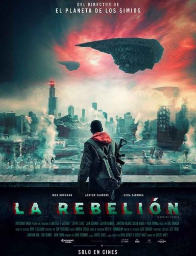 La Rebelión - Captive State
