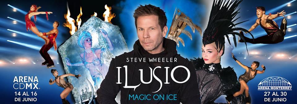 Magic On Ice Ilusio