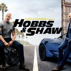 Llega a cartelera Hobbs and Shaw