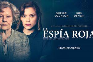 Llega a los cines LA ESPÍA ROJA