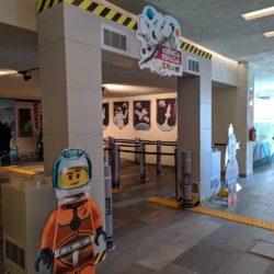 Lego Agencia Espacial llega al Papalote museo del niño.