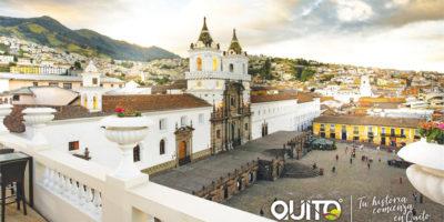Quito muestra su riqueza cultural y patrimonial en UNESCO Google Arts and Culture