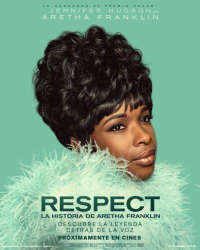 RESPECT La historia de Aretha Franklin