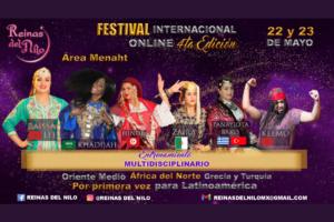 Competencia Internacional Reinas del Nilo