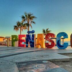 Trágame tierra y escupe mi cuerpo en la playa, Puerto Peñasco te espera.