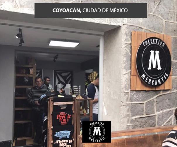Colectivo Mercantil CDMX