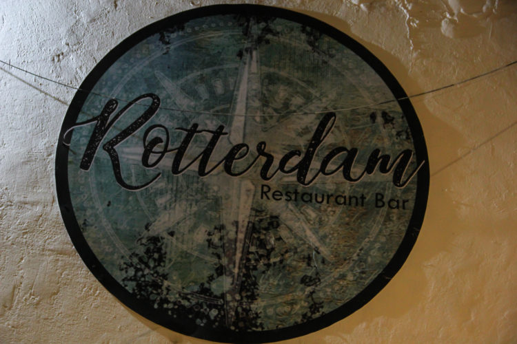 Rotterdam - Restaurant Bar
