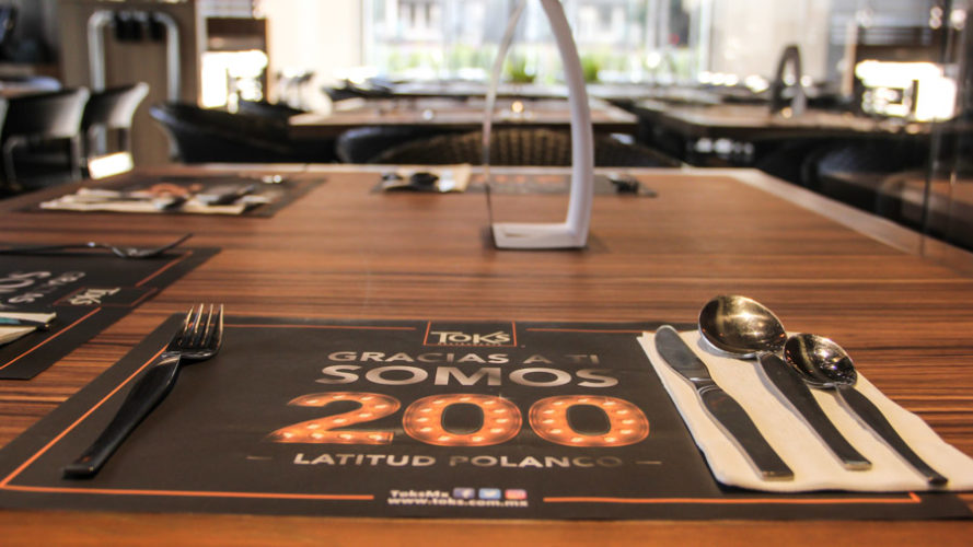Toks abre su restaurante 200 ¡debes conocerlo!