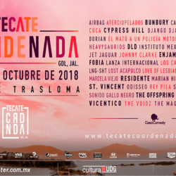 Llega el Festival Tecate Coordenada