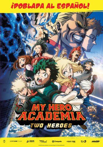 Regresa My Hero Academia Two Heroes