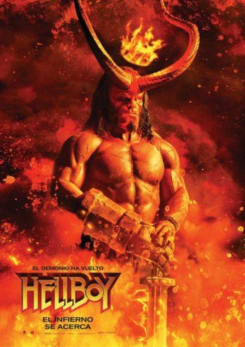 Hellboy - El gran rojo regresa a la pantalla grande