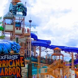 ¡Six Flags Hurricane Harbor Oaxtepec está de regreso!