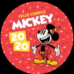 DISNEY CELEBRA EL CUMPLEAÑOS 92 DE MICKEY Y EL 80°ANIVERSARIO DE FANTASÍA CON ESTRENOS EN DISNEY+ Y SORPRESAS EN PLATAFORMAS DIGITALES