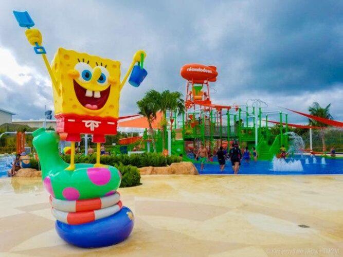 Bob Esponja llega a la Riviera Maya con primer resort de Nickelodeon